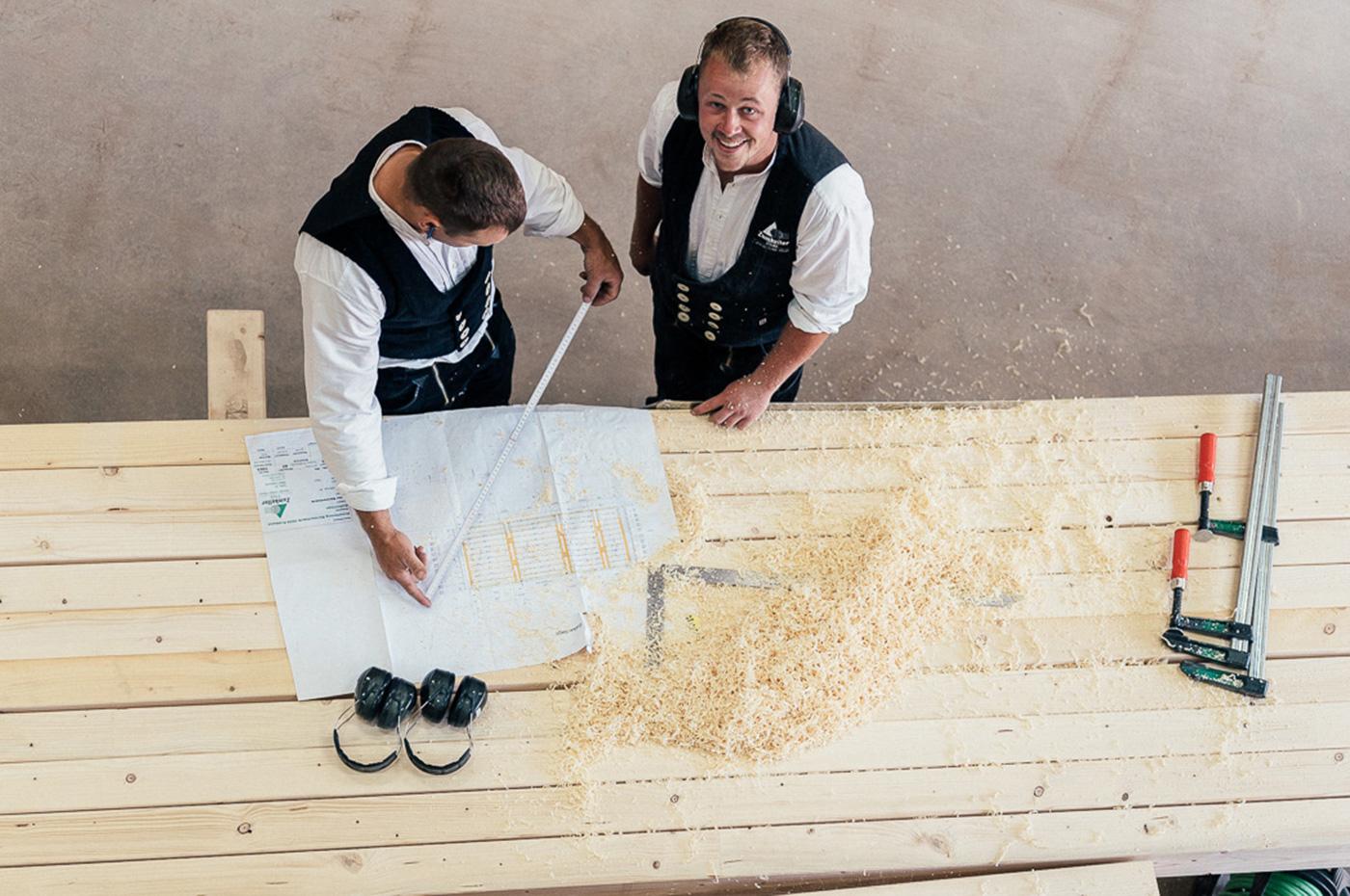 Kundenstimmen - Zumkeller Holz - Todtmoos
