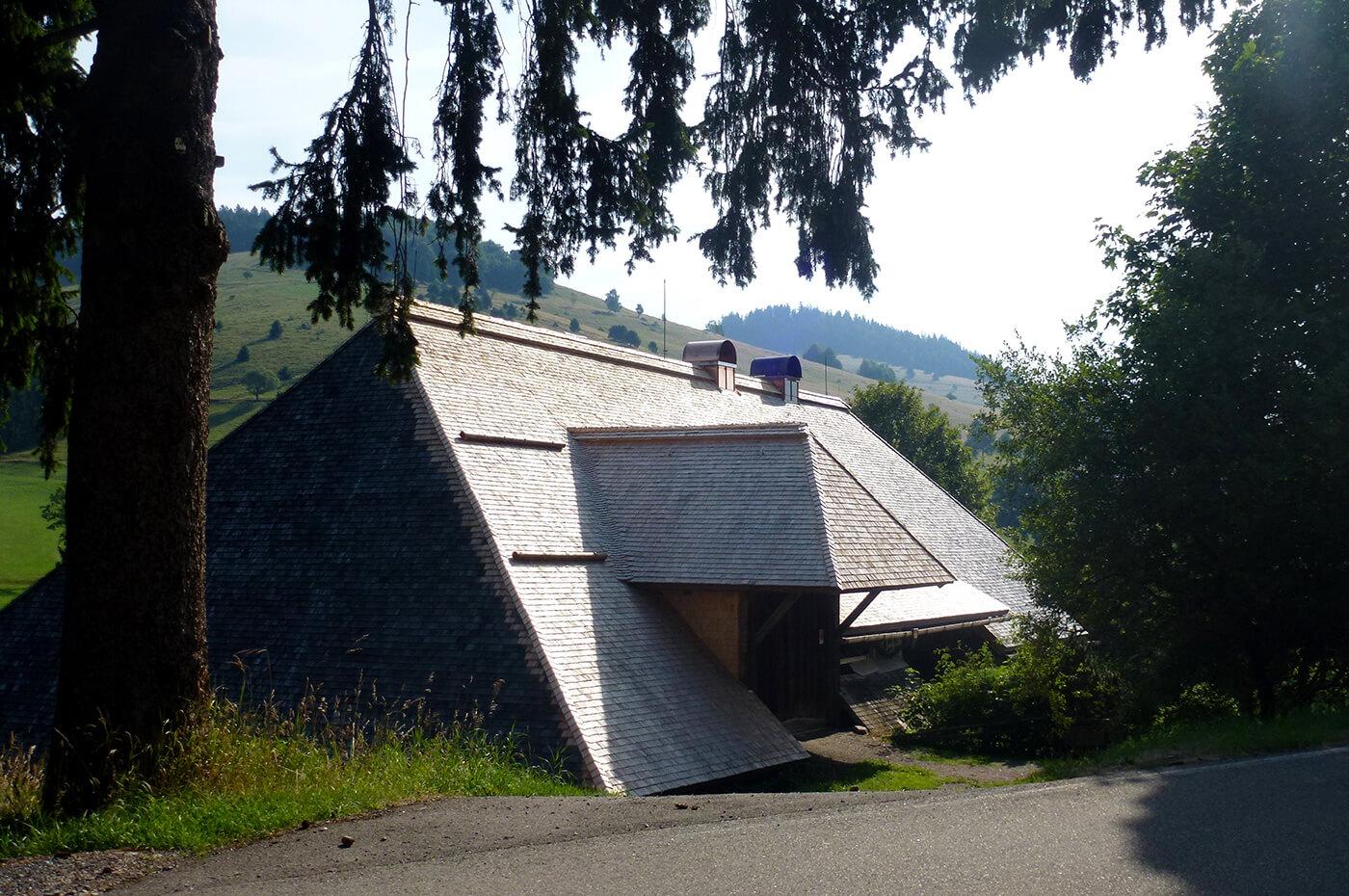 Schwarzwaldhaus-Zumkeller-Holz-Todtmoos