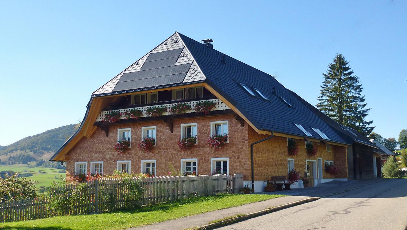 Sanierung Schwarzwaldhaus Baur Bbernau - Zumkeller Holzbaubetrieb - todtmoos